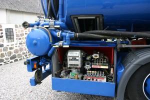 Patenteret tankvogn bevarer den brugbare olie...